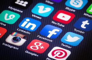 Domain Name Social Media
