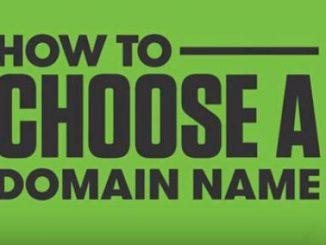 Domain Name Choosing Tips