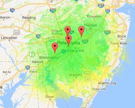 Delaware Valley Real Estate Business